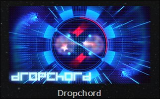 Dropchord tile, example of an Airspace Home screen game