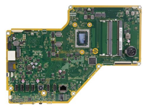 Bolian-A10 motherboard top view