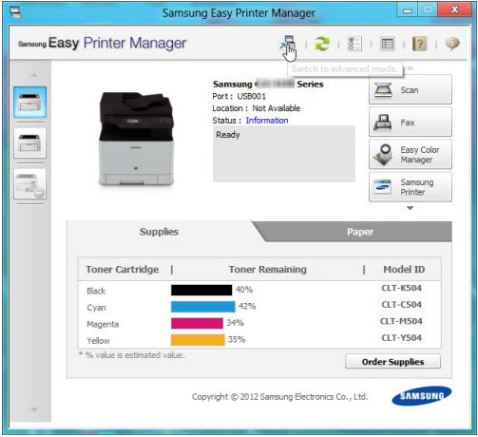 Samsung Laser Printers - How to Setup Wi-Fi Direct | HP