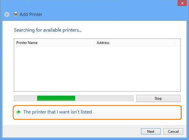 HP LaserJet - Install HP print software on a network in Windows | HP