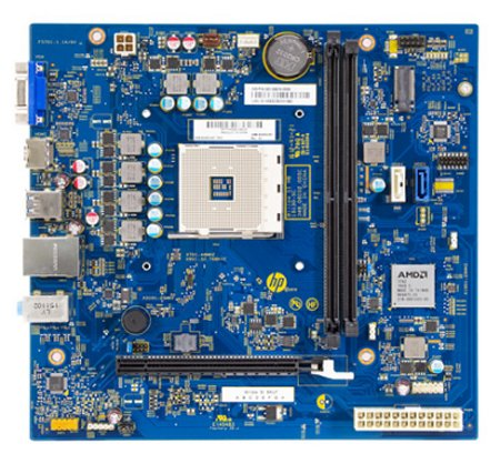 HP Desktop PCs - motherboard specifications, Willow | HP