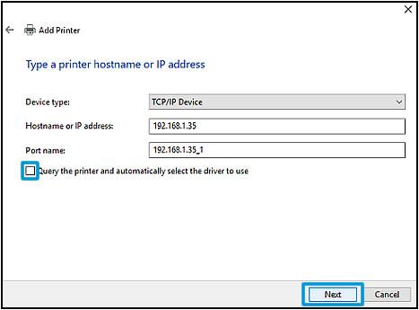 HP Printers - 'Unsuccessful Network Installation' Error (Windows