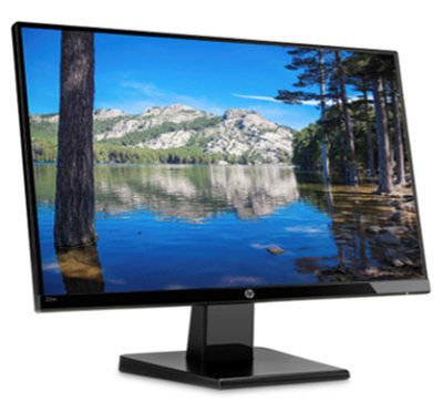 El monitor HP 22w
