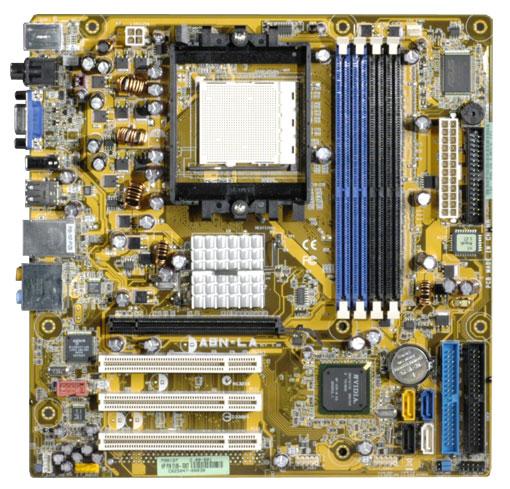 ASUS A8N-LA NAGAMI2 DRIVER PC
