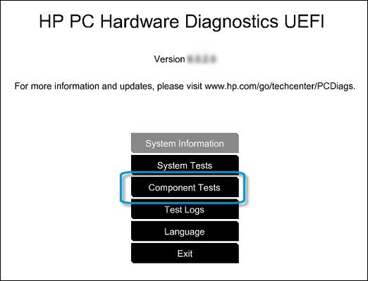 HP 2000-208CA UEFI Windows Vista 64-BIT