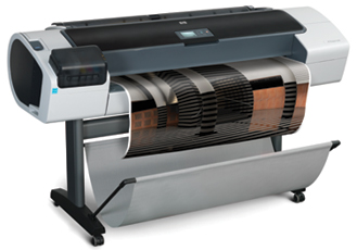 HP DESIGNJET T1200 PRINTER 64BIT DRIVER