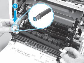 HP Transfer and Roller Kit kit trasferimento e rullo stampante