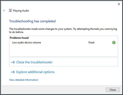 Khắc phục lỗi máy tính HP không có âm thanh từ loa Windows 10