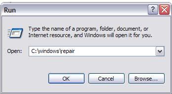 HP and Compaq PCs - Error in Windows XP: 16-bit MS-DOS