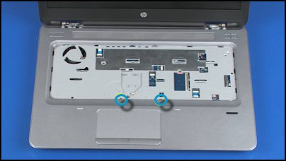 Remove and Replace the Top Cover on HP ProBook 640 and 645