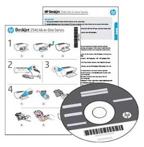 Hp Printer 2540 Instruction Manual