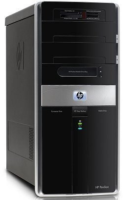 Image of the HP Pavilion Elite m9600t Desktop PC