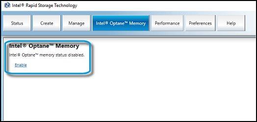 HP PCs - Installing and Using Intel Optane | HP® Customer