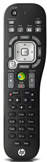 Image of remote control