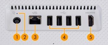 SunstreakerT back I/O ports