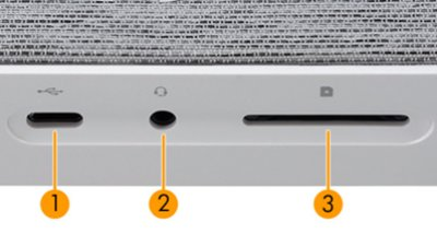 Pavilion 24 NT bottom I/O ports