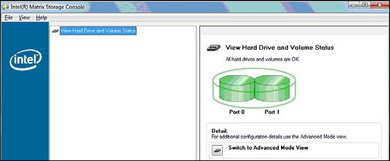 Drivers: HP EliteBook 8530p Notebook Intel Matrix Storage Manager
