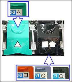 an incorrect cartridge incompatible cartridge or other rh support hp com HP 2610 Printer Ink HP 2610 Printer Ink Cartridges