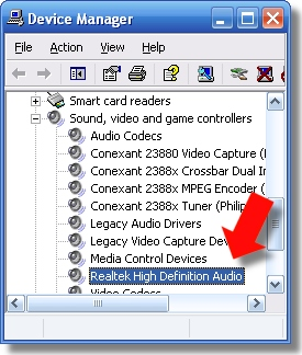 DRIVER FOR HP DV6915NR AUDIO