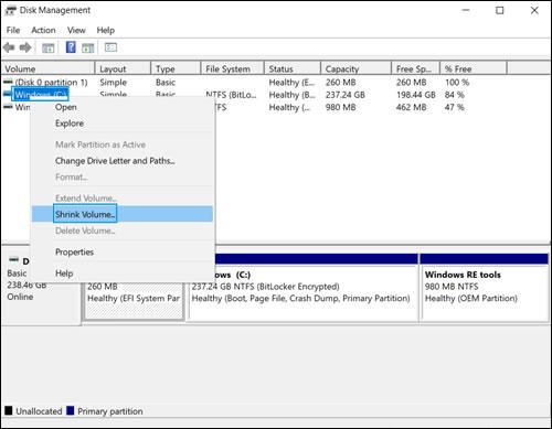 HP PCs - Partitioning and Naming Drives (Windows 10, 8) | HP