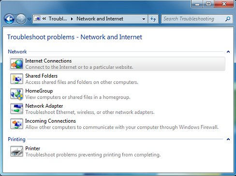 HP PCs - Using Automated Troubleshooting (Windows 7) | HP