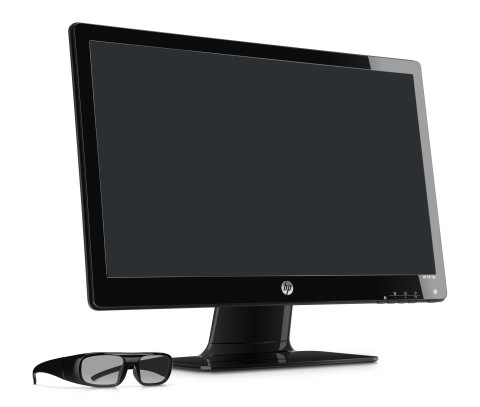 Monitor LED 3D HP 2311gt de 23 pulgadas en diagonal