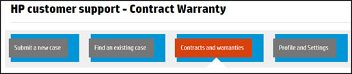 Contracts and warranties