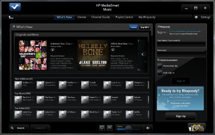 Serveur HP MediaSmart EX490