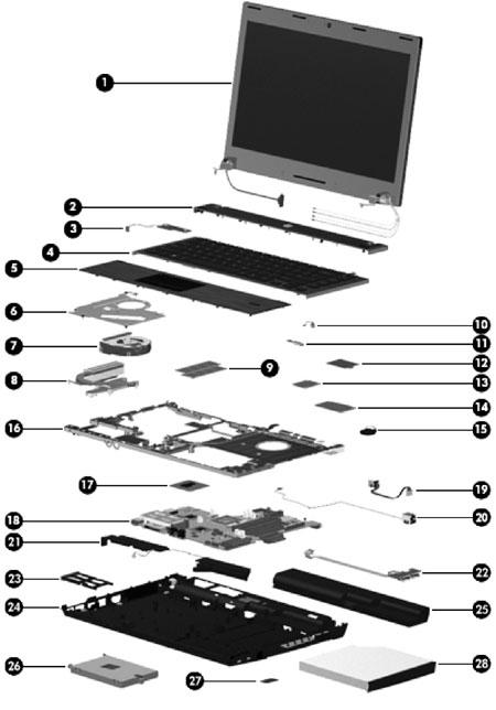 hp officejet 6500 service manual