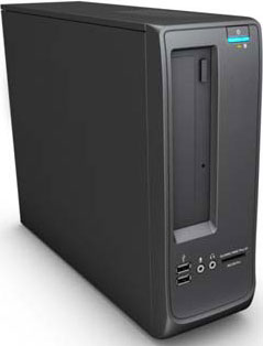 Compaq 100B Small Form Factor PC - Overview | HP® Customer Support