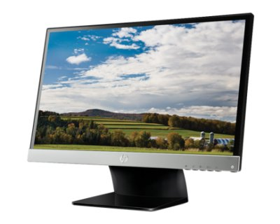 22vc monitor front view