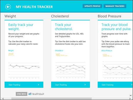 apphealth fitness tracker instructions