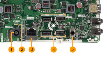 HP and Compaq Desktop PCs - Motherboard Specifications, AAHD3-AT