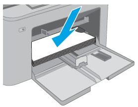 Loading plain paper in the main input tray