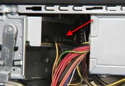 示例�U 光驱电源接头