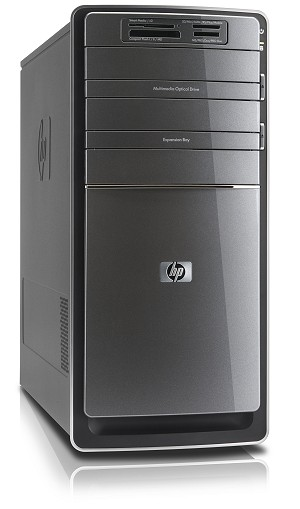 HP Pavilion p6774y Magnesium Gray Edition Desktop PC Product