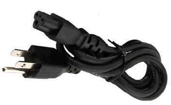 Encontrar o adaptador de corrente e o cabo corretos para o