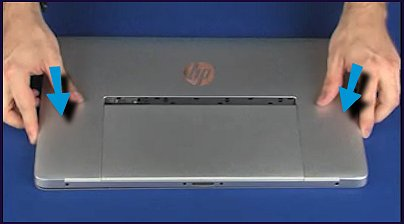 hp cable lock instructions