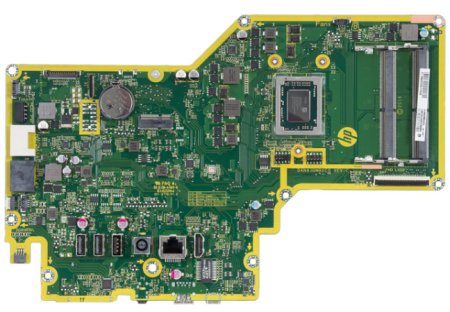 Phuket-A12 motherboard top view