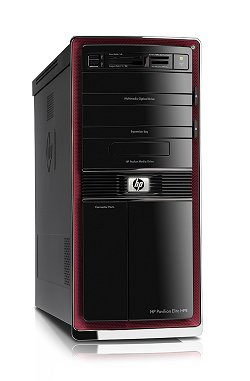 Image of the HP Pavilion Elite HPE-110t Desktop PC