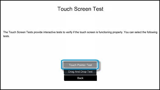 how to turn on touch screen on hp windows 10