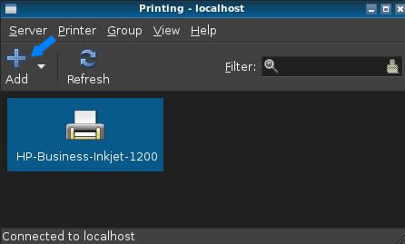 HP t510/t610/t5565 Thin Client with ThinPro - How to Configure Print