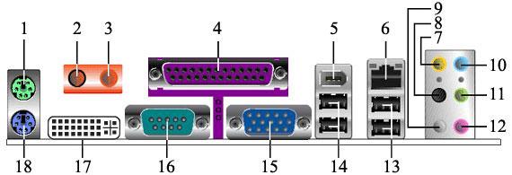 hp and compaq pcs international color coding scheme for connectors hp customer support. Black Bedroom Furniture Sets. Home Design Ideas