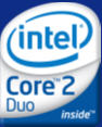 Image of Intel Core 2 Duo logo