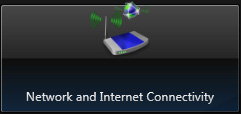 Network and Internet Connectivity tile in HP Support Assistant