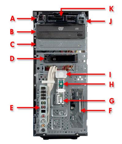 机箱结构图所示:  注意