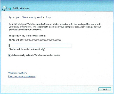 How activate windows 7 ultimate crack activation for Windows 07 product key