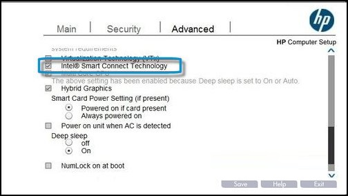 ASUS INTEL SMART CONNECT WINDOWS 10 DOWNLOAD DRIVER