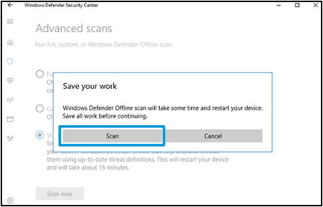 HP PCs - Using Windows Security to Prevent Virus and Spyware