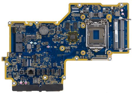Image of the Crusher-2 motherboard